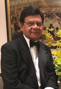 Dr Ambrish Director, GP at Goodmayes Medical Centre