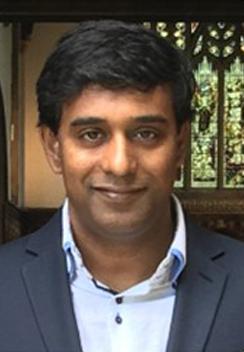 Dr Sivashanmugarajan Ramakrishnan  Chairman, GP at Clayhall Clinic